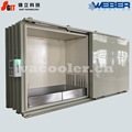 Vegetables/Cooked Foods/Mushrooms/Flowers Vacuum cooling machine