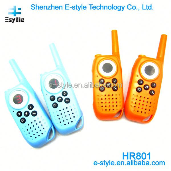 2014 alibaba new hot sell long-distance radio communication 3 channels 5km distance