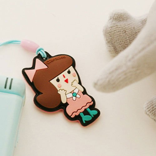 Korean Design Fancy Acc Mobile Phone Screen Cleaner
