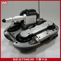 R/C Amphibious Tank land and water vehicle