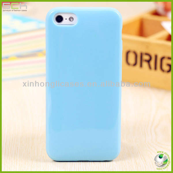 For apple iphones gloss tpu protective case