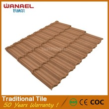 2016 hot sale building materials china roofing tiles for sale, kerala sand coated colorful stone metal roofing tiles for house