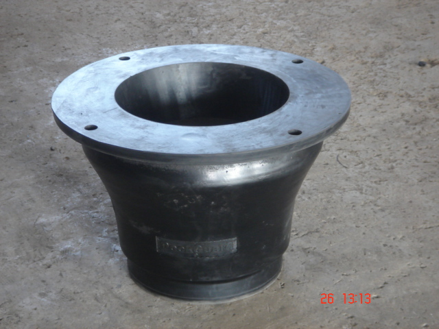 TALENT Super Cone marine dock Rubber Fender with good performance for long service life