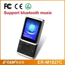 2017 new design bluetooth mp4 player hot music videos free download