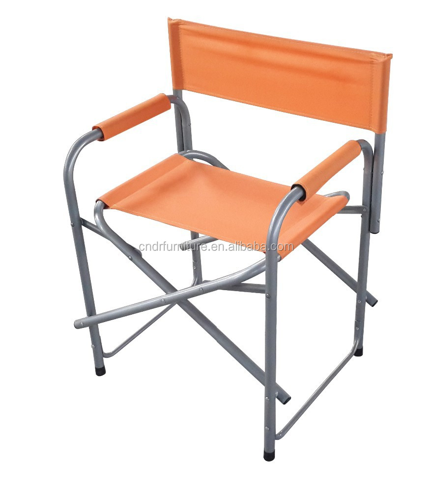 Metal Frame Foldable Director Chair Buy Folding Director Chair Metal Foldin