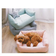 High Quality China Factory Sofa Shape Pet dog bed, Pet supplies