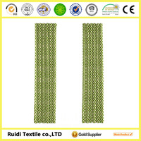 High grade accuracy quality jacquard blackout curtain