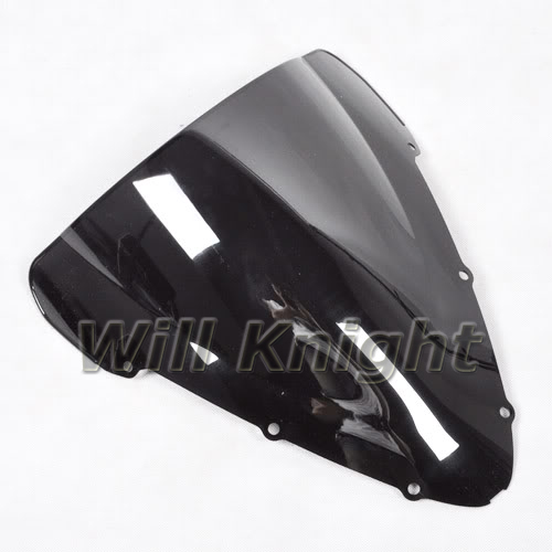 Tinted ABS Windshield For Motorcycle Honda CBR600 F4i Year 2001 - 2007 Windscreen