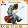 Clean water transport small volume stable working mixed flow pump
