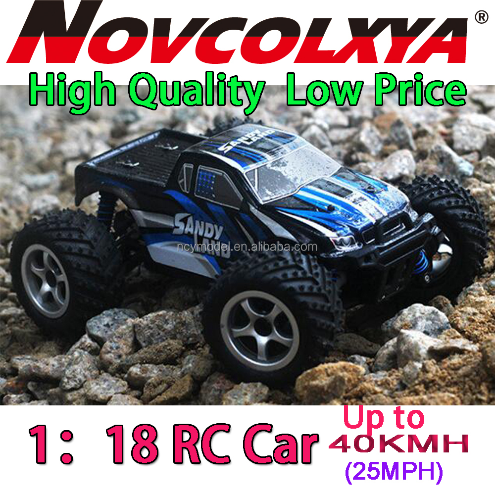 High Quality wholesale model cars 1:18 RC Nitro Engine Toy Cars