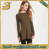 Ladies' fashion pullover sweater