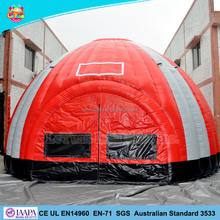 Creative High Quality Simple Style Cheap Giant Projection Dome Lodge Igloo Inflatable Bubble Tent