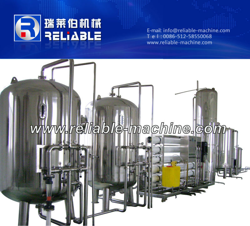 RO Drinking Water Purifying Machine / Equipment / System