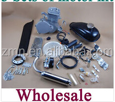fast motorized bicycle kit/ 80cc motor para bicicleta kit/ motor para motocicleta