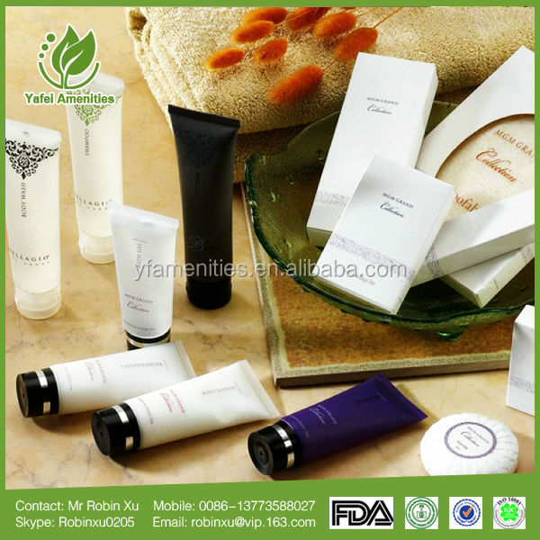 Hot Sale Low price and New style Hotel Guest Amenities