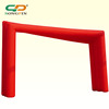 Double cheap inflatable arch, colorful arch for sale