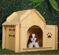 Wholesale cheap price wooden dog show cage, pet cages cage