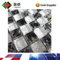 Factory Supply Broken Glass Mosaic Tile
