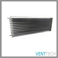 China RoHS high quality copper tube stainless steel fin auto radiator