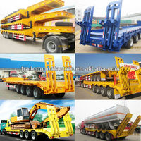 Heavy Machine Transport 40 Ton Low