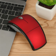 Hot Sales Now Portable 2.4GHz Wireless Mouses for laptop, Foldable Wireless Mouse