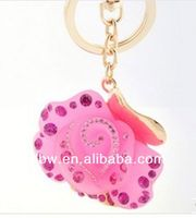 creative fashion bottle opener keychain elegant car key chain best gifts for friends