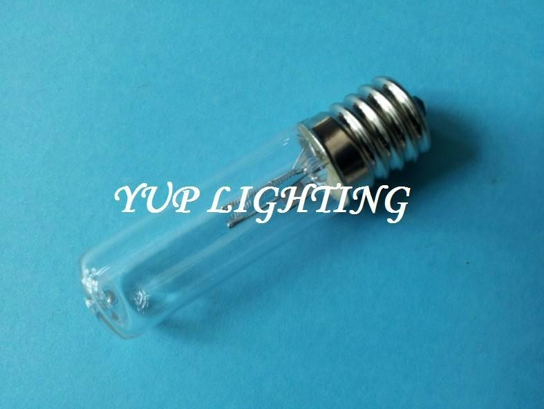 UVC GTL3 12V 3W-4W E17 T7 Mini UV Bulb for UV Air Purifier