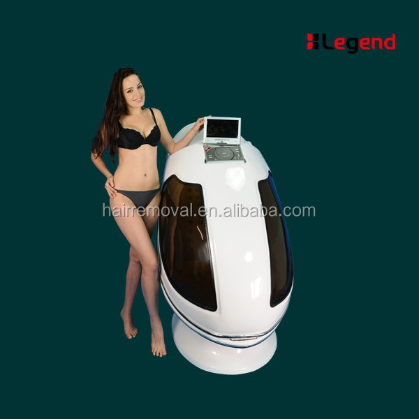 dry steam ozone sauna slimming spa capsule for sale