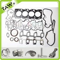 04111-64240 ,full gasket set fit for Toyota corona engine 2C/3C/3C-T diesel engine parts
