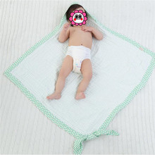 baby used bamboo fiber organic cotton anti static towel