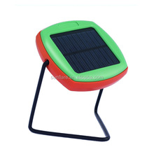 solar powered study lamp with 5 years lifespan battery