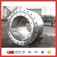 Large machine parts cnc machining