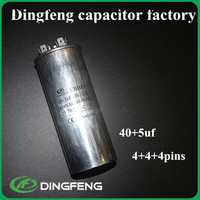 cbb65a 1 air conditioner capacitor can use wax and oil capacitor