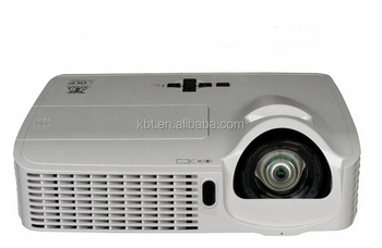 "K-Better VS268 0.55"" XGA 1024x768 DDP4421 3500LM full hd 3d led digital mini projector"