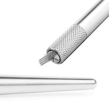 Permanent Makeup 3D Microblading Autoclavable Manual Pen