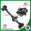 solid full floating wheel axle for tricycle