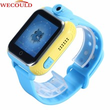WECOULD GPS Kids Watch With Camera 3G Phone Calling/Kids Smart Phone Watch 3G GPS LBS Wifi Positiong ,Kids Tracking Device