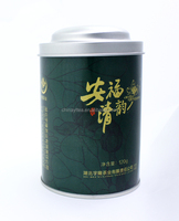 china best quality chunmee green tea 120g can packing