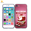 Custom Christmas Gift TPU Case For iPhone 8 Printed Cover Christmas
