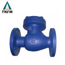 TKFM new product mission duo flanged lift check valve gestra