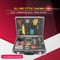 Complete Fiber Optic Tool Kit TM6300A Fiber Installation Tool Kit of 25 tools