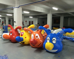 Hot sale Inflatable Animal Warm Sports Game