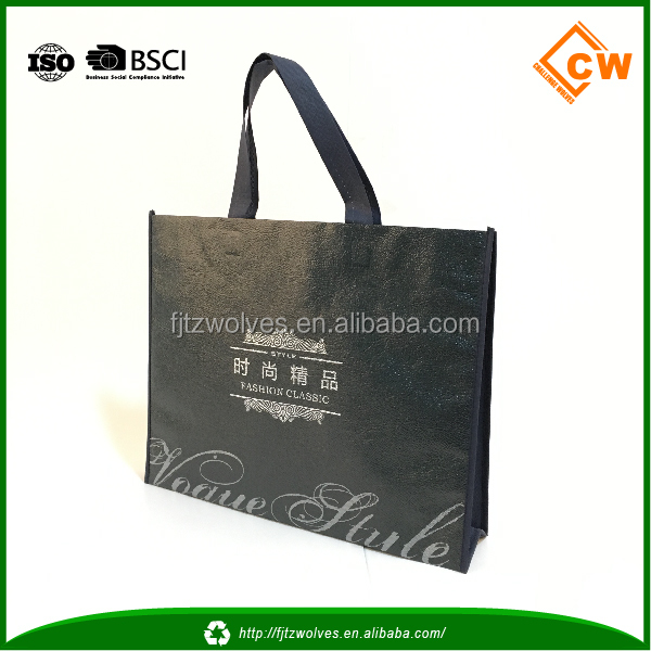 Wholesale Gift Present Non-woven Shopping Tote BAG