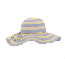 Hot Sale Cheap Factory Price and Ladies Summer Holiday Beach Paper Straw Floppy Hat