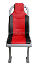 Fabric/PVC leather material luxury bus passenger seats JS011