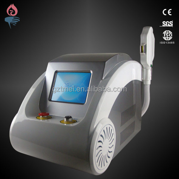 Light Amplification by Stimulated Emission of Radiation/nd-yag laser hair removal machine/IPL E-light depilator
