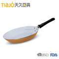 marbke coating non stick ceramic frying pan non sitck