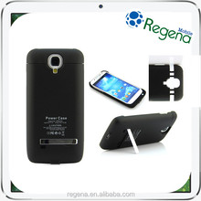 Hot mobile phone external battery charger case for samsung galaxy s4 i9500 cover case charger