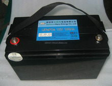 12V/100Ah high performance Chinese factory price 100% LiFePo4 rechargeable battery pack