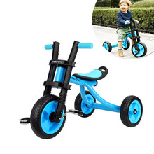 New models baby toys 3 wheel tricycle bike ride on toy car kid tricycle